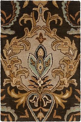 Surya Aurora AUR1000-23 Hand Tufted Rug, 2' x 3' Rectangle