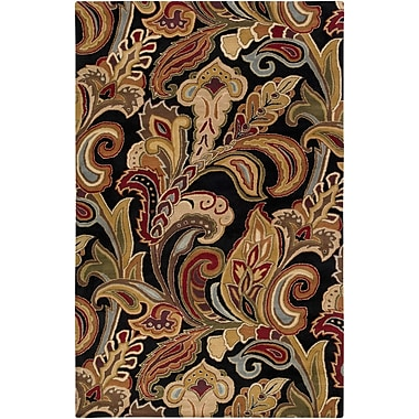 Surya Aurora AUR1002-58 Hand Tufted Rug, 5' x 8' Rectangle