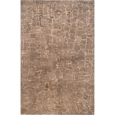 Surya Banshee BAN3305-58 Hand Tufted Rug, 5' x 8' Rectangle