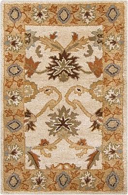 Surya Caesar CAE1010-23 Hand Tufted Rug, 2' x 3' Rectangle