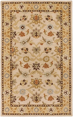 Surya Caesar CAE1010-58 Hand Tufted Rug, 5' x 8' Rectangle