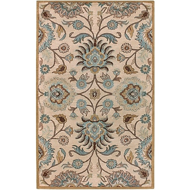Surya Caesar CAE1012-58 Hand Tufted Rug, 5' x 8' Rectangle