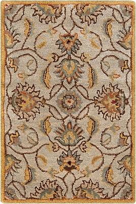 Surya Caesar CAE1029-23 Hand Tufted Rug, 2' x 3' Rectangle