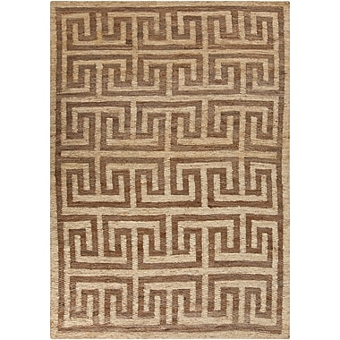 Surya Columbia CBA108-58 Hand Woven Rug, 5' x 8' Rectangle