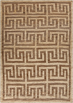 Surya Columbia CBA108-811 Hand Woven Rug, 8' x 11' Rectangle