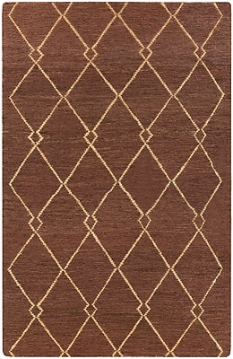 Surya Columbia CBA109-58 Hand Woven Rug, 5' x 8' Rectangle