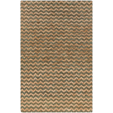 Surya Columbia CBA110-811 Hand Woven Rug, 8' x 11' Rectangle
