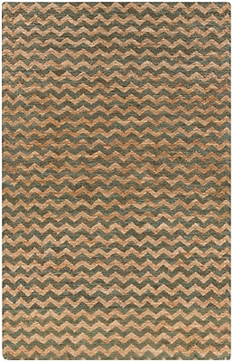 Surya Columbia CBA110-23 Hand Woven Rug, 2' x 3' Rectangle