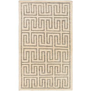 Surya Columbia CBA114-23 Hand Woven Rug, 2' x 3' Rectangle