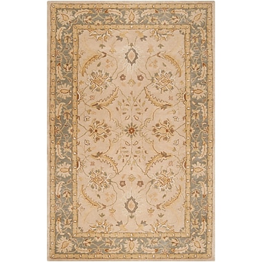 Surya Clifton CLF1014-58 Hand Tufted Rug, 5' x 8' Rectangle