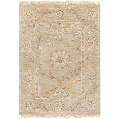 Surya Cambridge CMB8006-23 Hand Knotted Rug, 2' x 3' Rectangle