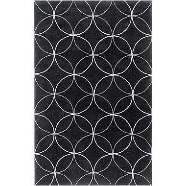Surya Cosmopolitan COS8872-58 Hand Tufted Rug, 5' x 8' Rectangle