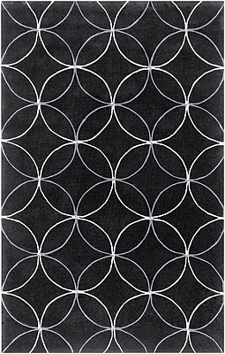 Surya Cosmopolitan COS8872-58 Hand Tufted Rug, 5' x 8' Rectangle