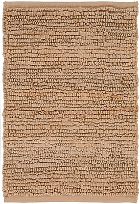 Surya Continental COT1931-23 Hand Woven Rug, 2' x 3' Rectangle