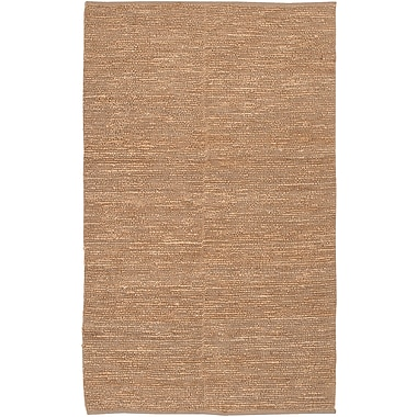 Surya Continental COT1931-58 Hand Woven Rug, 5' x 8' Rectangle