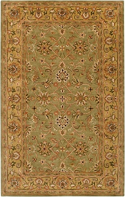 Surya Crowne CRN6001-58 Hand Tufted Rug, 5' x 8' Rectangle