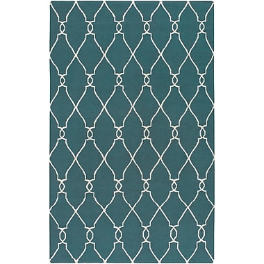 Surya Jill Rosenwald Fallon FAL1007-58 Hand Woven Rug, 5' x 8' Rectangle