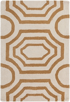 Surya Angelo Home Hudson Park HDP2015-23 Hand Tufted Rug, 2' x 3' Rectangle