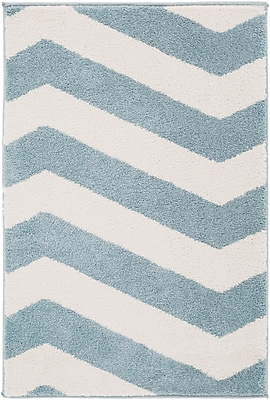 Surya Horizon HRZ1012-23 Machine Made Rug, 2' x 3' Rectangle