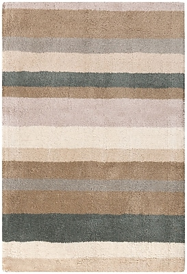 Surya Angelo Home Madison Square MDS1006-23 Hand Loomed Rug, 2' x 3' Rectangle