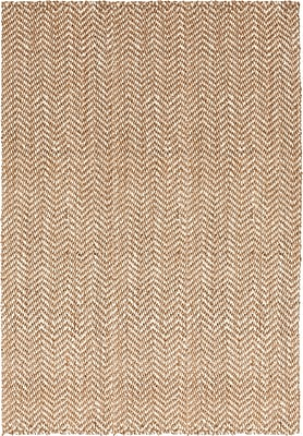 Surya Reeds REED804-58 Hand Woven Rug, 5' x 8' Rectangle
