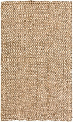 Surya Reeds REED807-58 Hand Woven Rug, 5' x 8' Rectangle