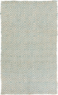 Surya Reeds REED809-58 Hand Woven Rug, 5' x 8' Rectangle