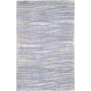 Surya Julie Cohn Shibui SH7406-58 Hand Knotted Rug, 5' x 8' Rectangle
