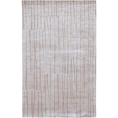 Surya Julie Cohn Shibui SH7409-46 Hand Knotted Rug, 4' x 6' Rectangle