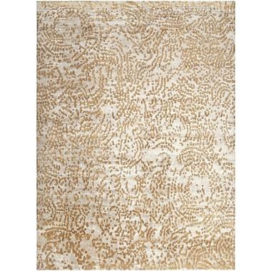 Surya Julie Cohn Shibui SH7412-811 Hand Knotted Rug, 8' x 11' Rectangle