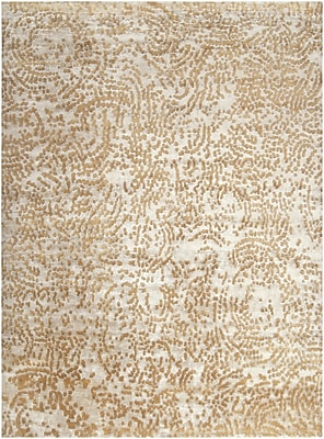 Surya Julie Cohn Shibui SH7412-811 Hand Knotted Rug, 8' x 11' Rectangle