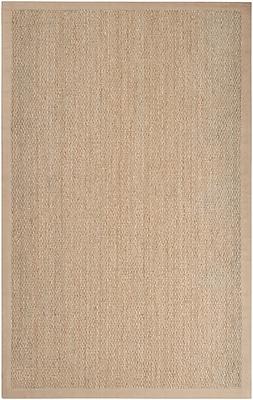 Surya Village VIL6003-58 Hand Woven Rug, 5' x 8' Rectangle