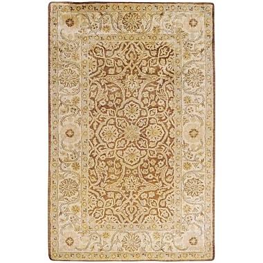 Surya Vintage VTG5200-58 Hand Tufted Rug, 5' x 8' Rectangle