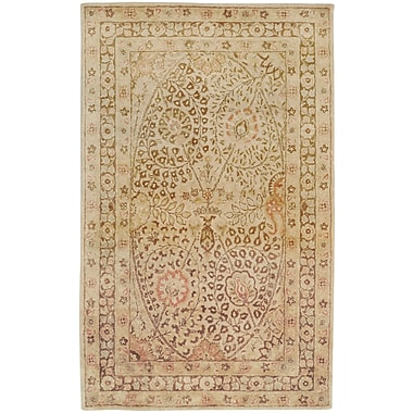 Surya Vintage VTG5202-58 Hand Tufted Rug, 5' x 8' Rectangle