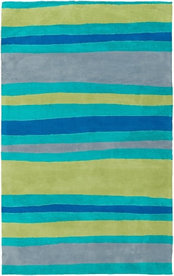 Surya Abigail ABI9017-58 Machine Made Rug, 5' x 8' Rectangle