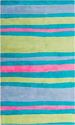Surya Abigail ABI9022-58 Machine Made Rug, 5' x 8' Rectangle