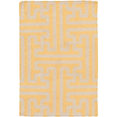 Surya Smithsonian Archive ACH1707-23 Hand Woven Rug, 2' x 3' Rectangle