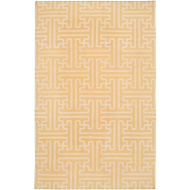 Surya Smithsonian Archive ACH1707-58 Hand Woven Rug, 5' x 8' Rectangle