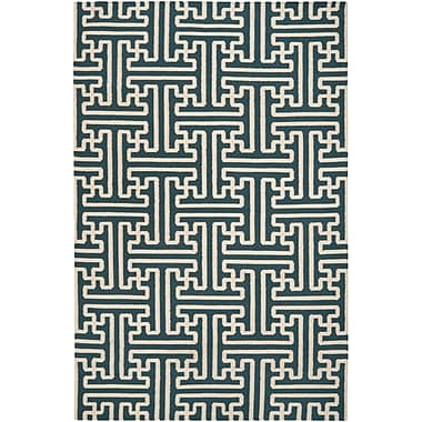 Surya Smithsonian Archive ACH1708-58 Hand Woven Rug, 5' x 8' Rectangle