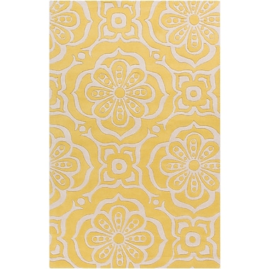 Surya KD Spain Alhambra ALH5005-58 Hand Tufted Rug, 5' x 8' Rectangle