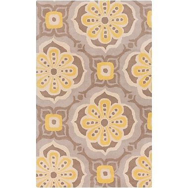 Surya KD Spain Alhambra ALH5010-58 Hand Tufted Rug, 5' x 8' Rectangle