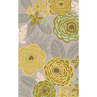 Surya KD Spain Alhambra ALH5034-58 Hand Tufted Rug, 5' x 8' Rectangle