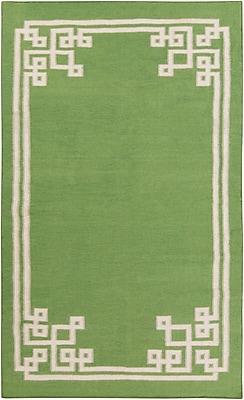 Surya Beth Lacefield Alameda AMD1013-58 Hand Woven Rug, 5' x 8' Rectangle
