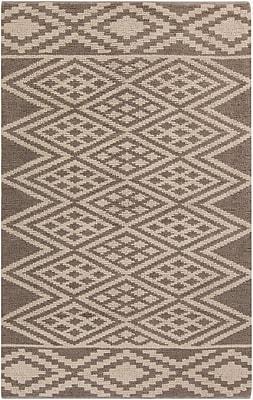 Surya Aztec AZT3000-58 Hand Woven Rug, 5' x 8' Rectangle