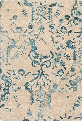 Surya Banshee BAN3326-23 Hand Tufted Rug, 2' x 3' Rectangle