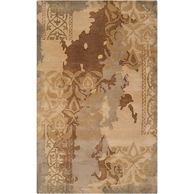 Surya Banshee BAN3334-58 Hand Tufted Rug, 5' x 8' Rectangle
