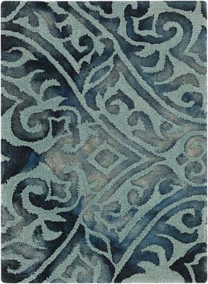Surya Belladonna BDA3007-23 Hand Tufted Rug, 2' x 3' Rectangle