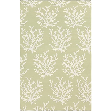 Surya Somerset Bay Boardwalk BDW4009-58 Hand Woven Rug, 5' x 8' Rectangle