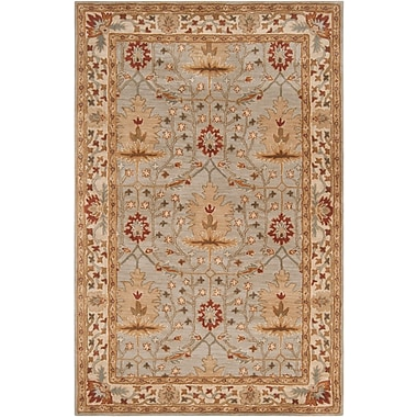 Surya Bungalo BNG5014-58 Hand Tufted Rug, 5' x 8' Rectangle