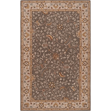 Surya Caesar CAE1093-58 Hand Tufted Rug, 5' x 8' Rectangle